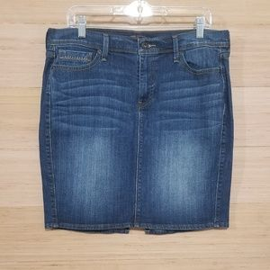 Like New Levi's Denim Skirt